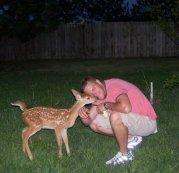 Bambi and I