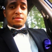Trying my 1st bowtie