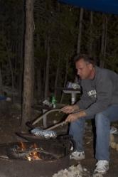 Camping Yellowstone