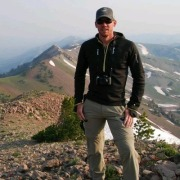 Backpacking in WY