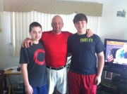 Me and my boys!!