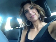Car selfie Aug. 2014