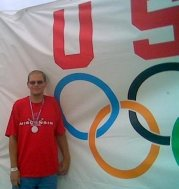 Big Team USA fan!