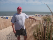 At the beach! 2011