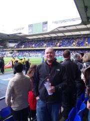 Hotspurs game London