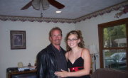 Daughter homecoming