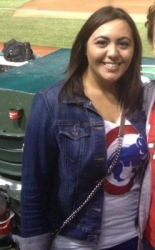 Cubs game! July 2013