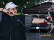 shootin my bow