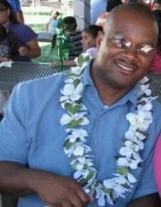 Hawaii day at church