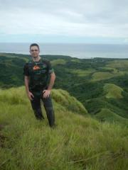 Guam hiking