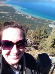 Lake Tahoe! :)