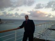 Mr. Poole cruising