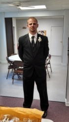 Brothers wedding