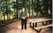 Me at Lake Greeson