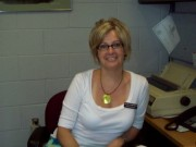 At work, 2010
