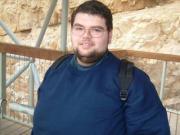 At Masada in Israel