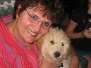 My Goldendoodle & Me
