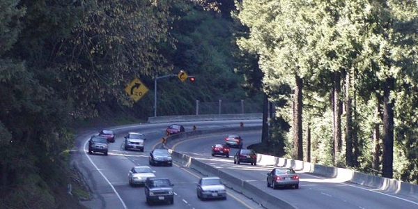 Is Highway 17 That Dangerous or Is It Just Laurel Curve?