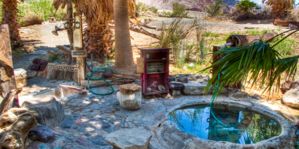 Soaking in the Past at Four of California's Hot Springs