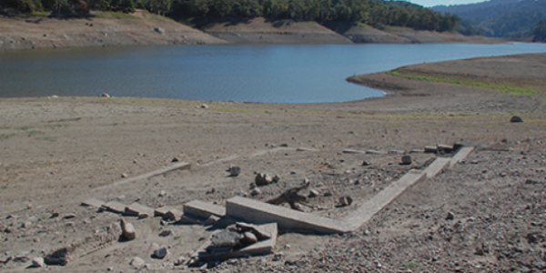 Ghost Towns of Lexington Reservoir: Lexington