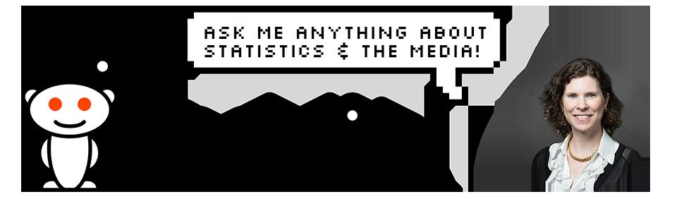 Reddit AMA: Dr. Rebecca Goldin