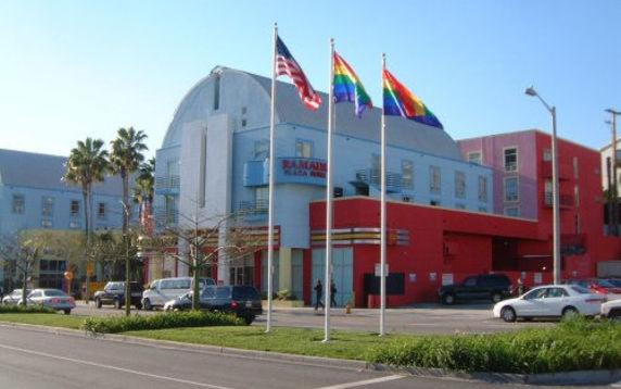 Gay hollywood hotel west