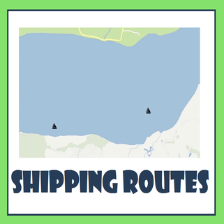 3 Act Math - Shipping Routes