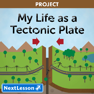 My Life as a Tectonic Plate