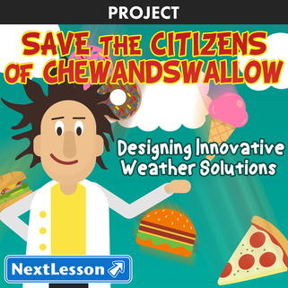 Save the Citizens of Chewandswallow
