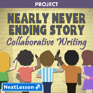 Collaborative Writing - Nearly Never Ending Story