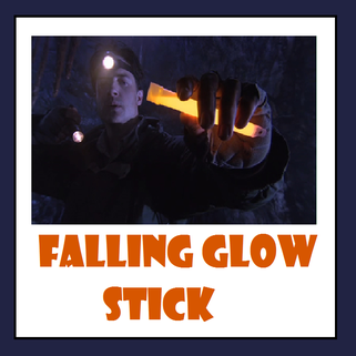 3 Act Math - Falling Glowstick