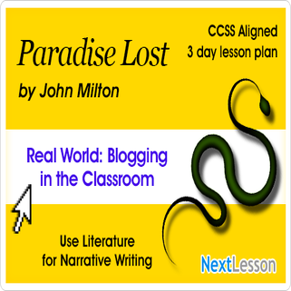 Paradise Lost Blog Writing
