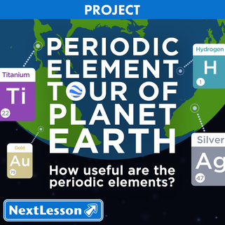 Periodic Element Tour of Planet Earth