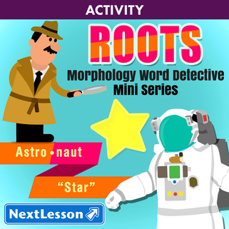 Roots (Morphology Word Detective Mini Series)