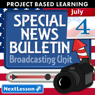 Special News Bulletin - July 4 1776