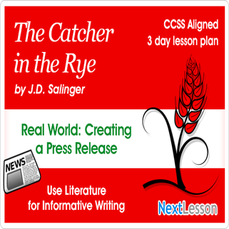 The Catcher in the Rye Press Release