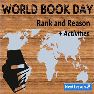World Book Day - Rank & Reason