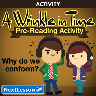 A Wrinkle in Time: Pre-reading Discussion