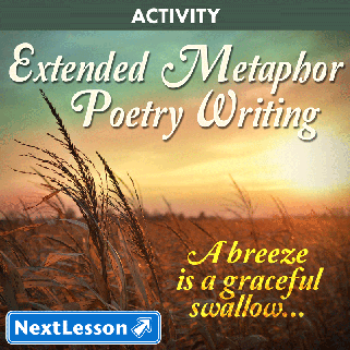Extended Metaphor Poetry Writing
