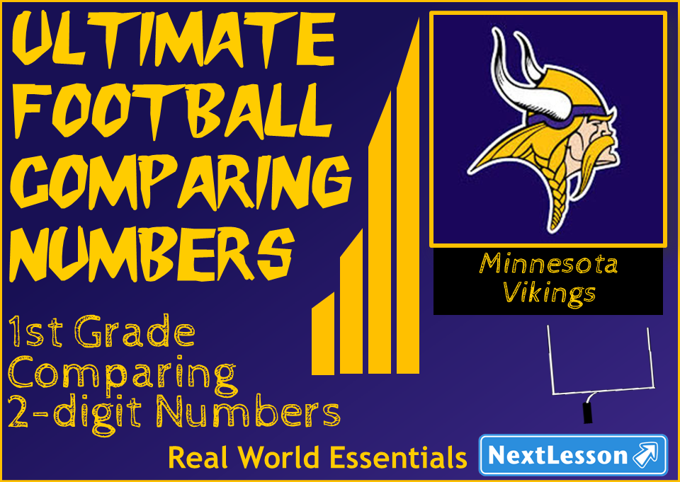 Ultimate Football Comparing Numbers