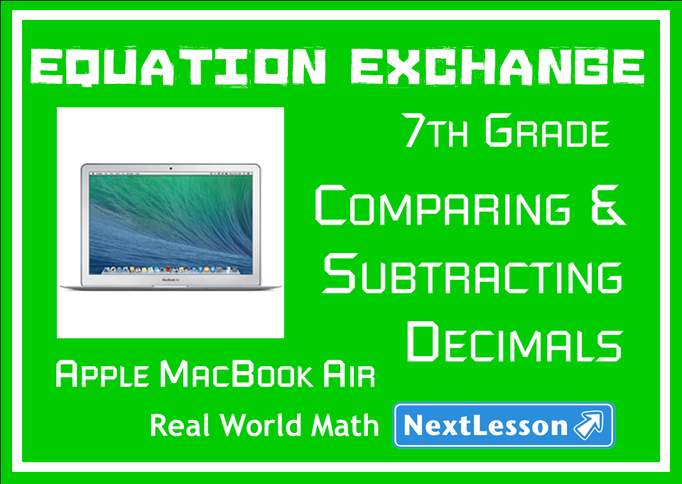 Equation Exchange