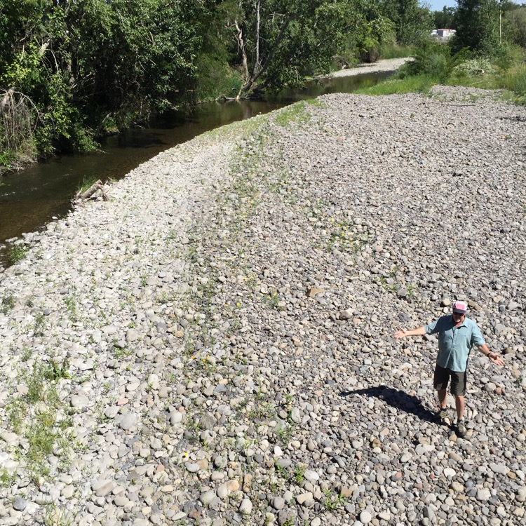 Those are the very rocks you'll find in The Rocks District of Milton Freewater, which is Washington State's newest AVA.