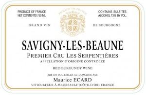 Premier Cru Burgundy Label 2
