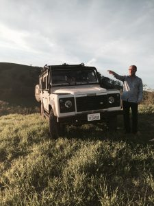 Ask about Halter Ranch's vineyard tour (good for up to eight guests at a time) to board a restored Land Rover Defender 110 to experience the history, sustainability, estate wines and breathtaking views from the property.