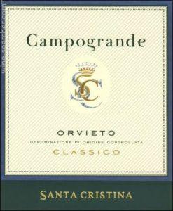 Campogrande label