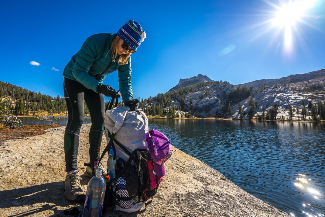 Upper Cathedral Lake | John Muir Trail Honeymoon