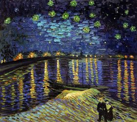 Starry Night Over the Rhone - 24