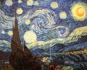 Starry Night - 48