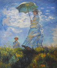 Madame Monet and Her Son - 20