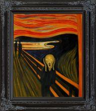 The Scream Pre-Framed - 20